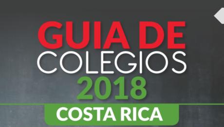Guía Colegios 2018 Costa Rica