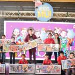 Nueva generación de súper héroes vive en Costa Rica