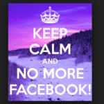 Editorial: No más Facebook en las mañanas