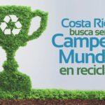 Reciclaje en Costa Rica: El domingo se realizará el pesaje de plástico que dirá si el país logra el Guinness Records