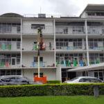 Hospital Nacional de Niños busca fondos para llenarse de colores que simbolizan vitalidad y salud