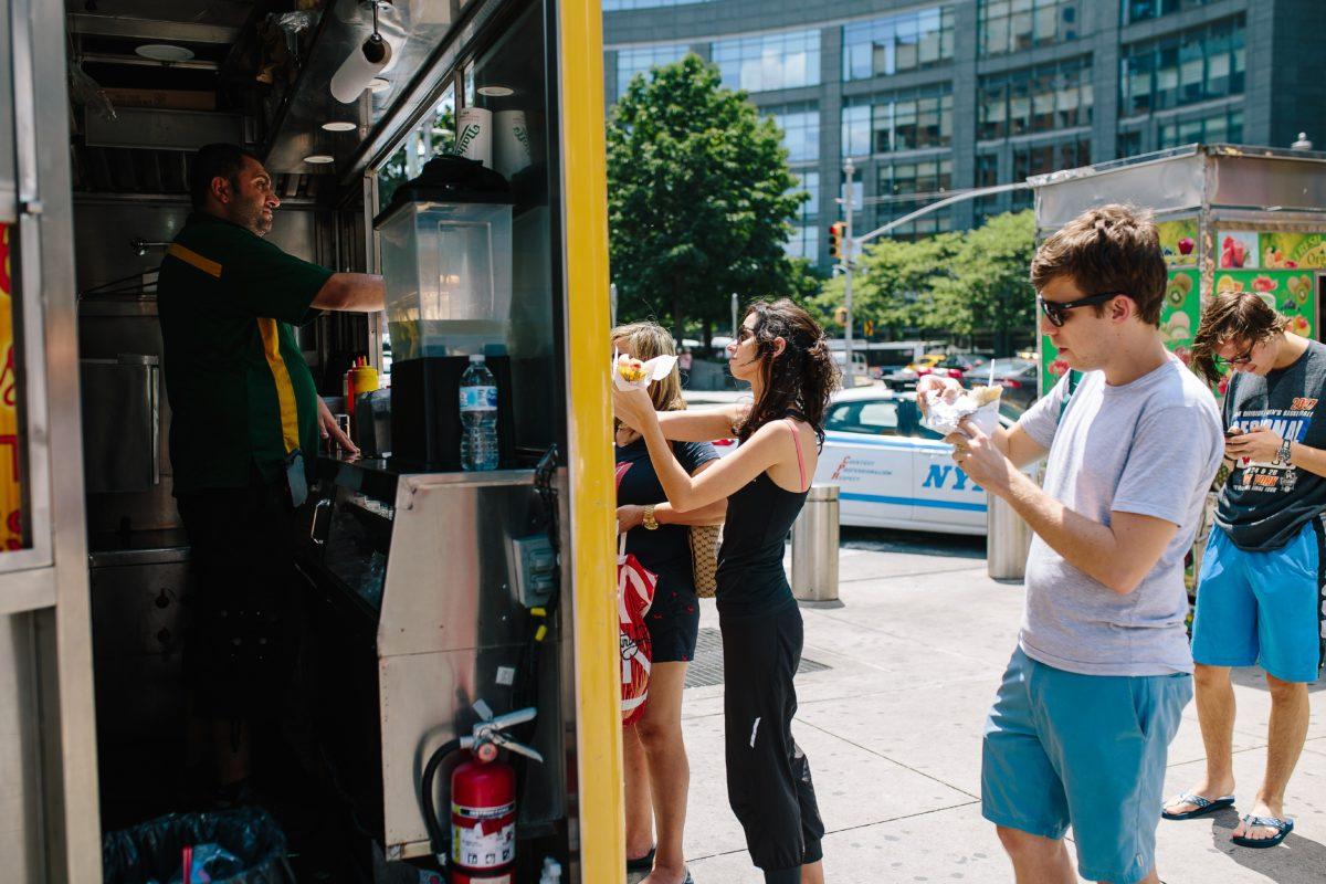 La primera ventanita de comida callejera que se convirtió en Food Truck
