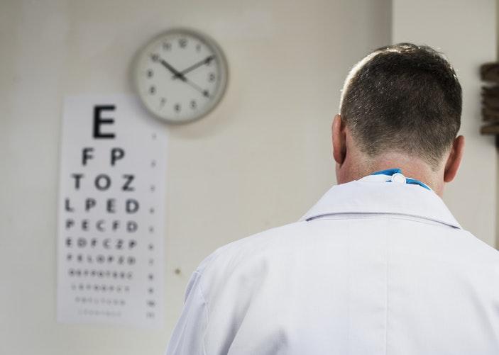 Salud visual. Detectar las cataratas a tiempo podría evitar futura ceguera