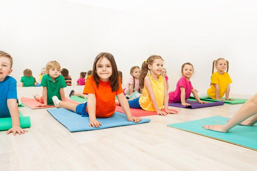 El yoga en los niños logra sorprendentes beneficios