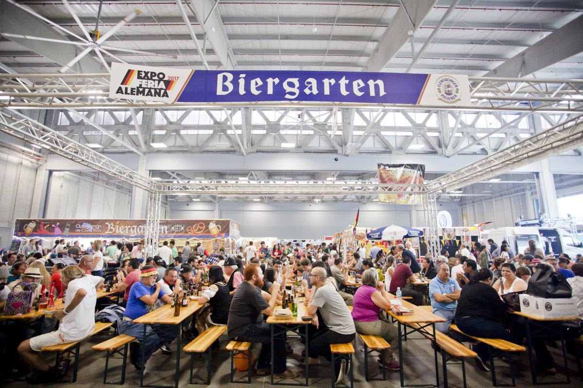 La Expo Feria Alemana viene llena de actividades culturales y opciones de becas