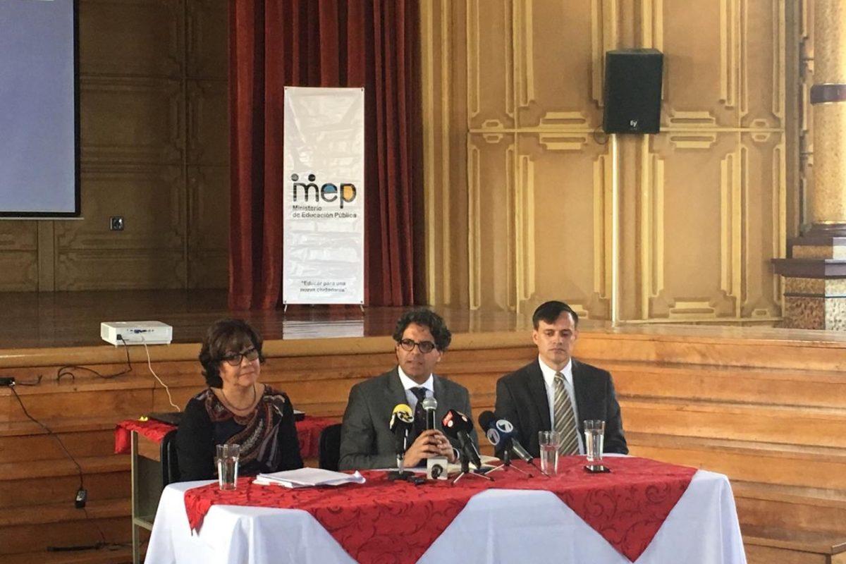 No más pruebas de bachillerato: MEP promueve nuevo sistema de evaluación