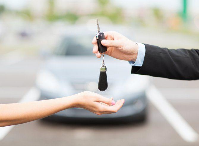 Compre carro y mantenga el equilibrio financiero