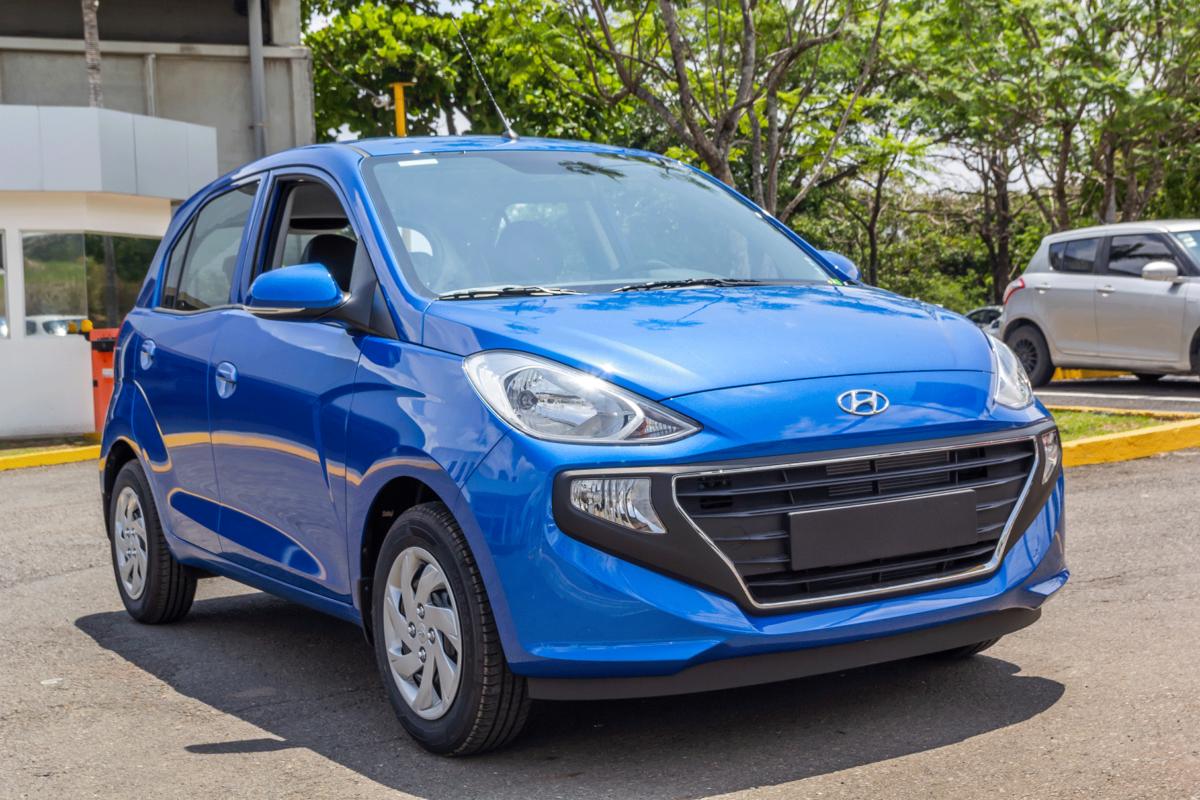 Hyundai trae el Atos, considerado el más compacto y espacioso de su segmento