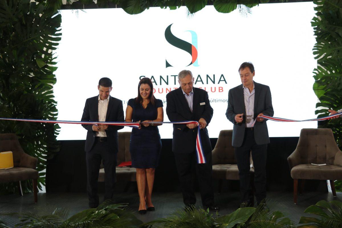Tras inversión de $50 millones inauguran Santa Ana Country Club