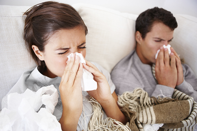 Aplique estas medidas y evite los virus respiratorios