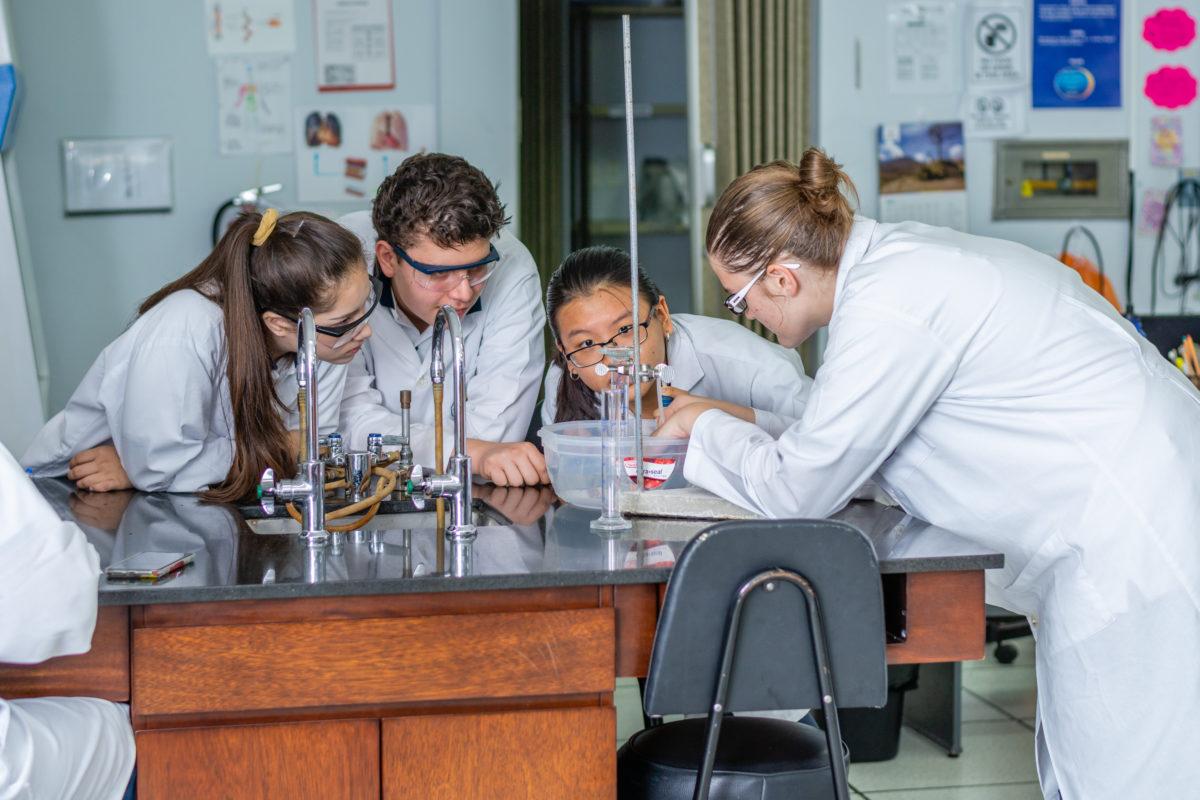 Pan-American School es el primero que certifica todos sus niveles con los programas Bachillerato Internacional Continuum