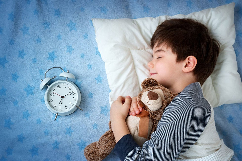 Preescolares que duermen mal podrían presentar problemas de conducta