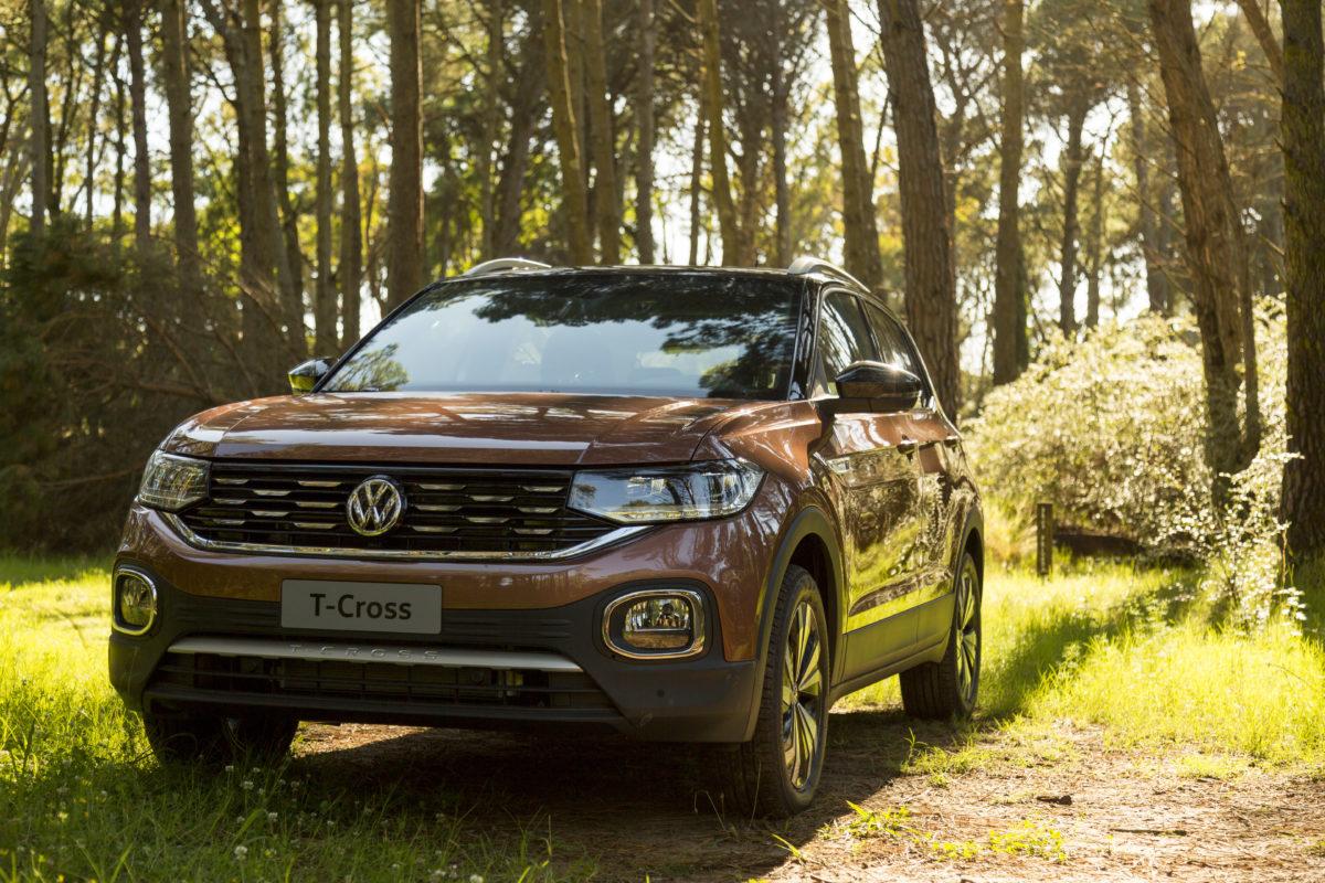 Volkswagen trae el T-Cross a Costa Rica