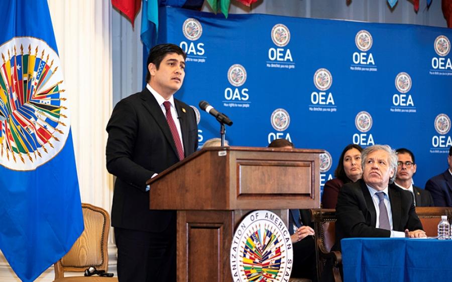 ¿A quién le creen los centroamericanos? estudio lo revela