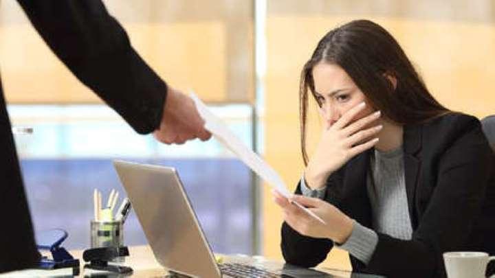 Cuatro consejos en caso de ser despedido