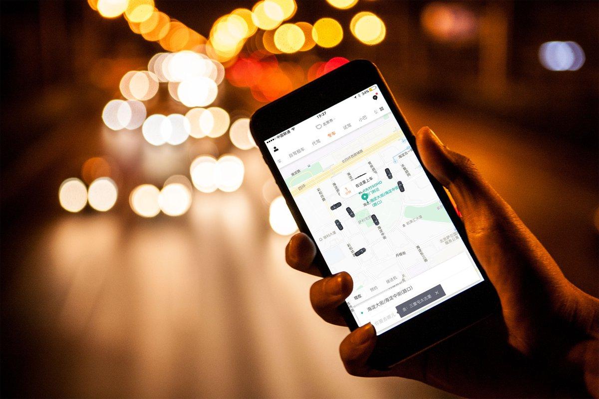 La aplicación de movilidad DiDi llega al país y ofrece viajes cómodos y seguros