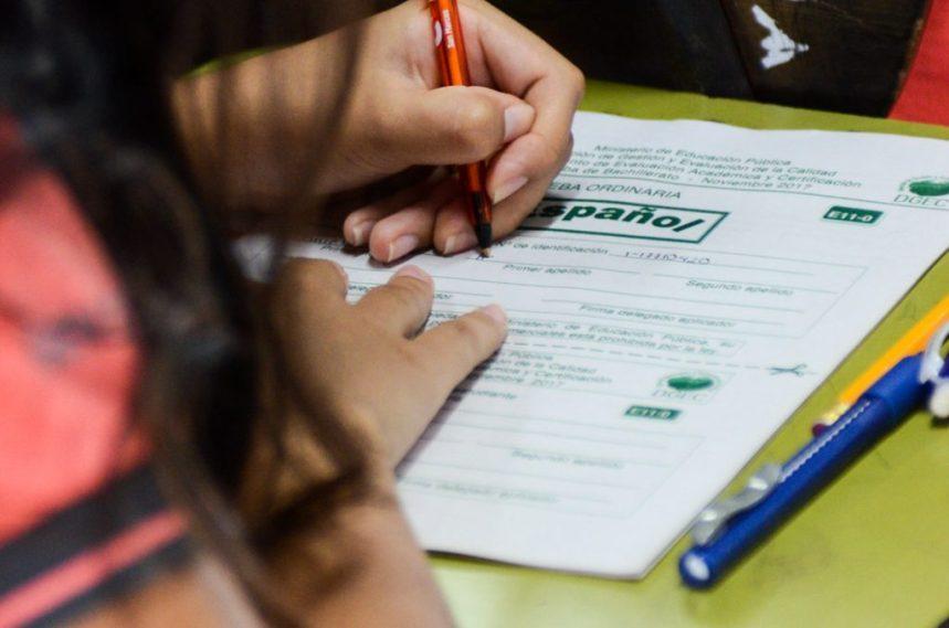 Estudiantes de secundaria se enfrentaron por primera vez a las Pruebas FARO
