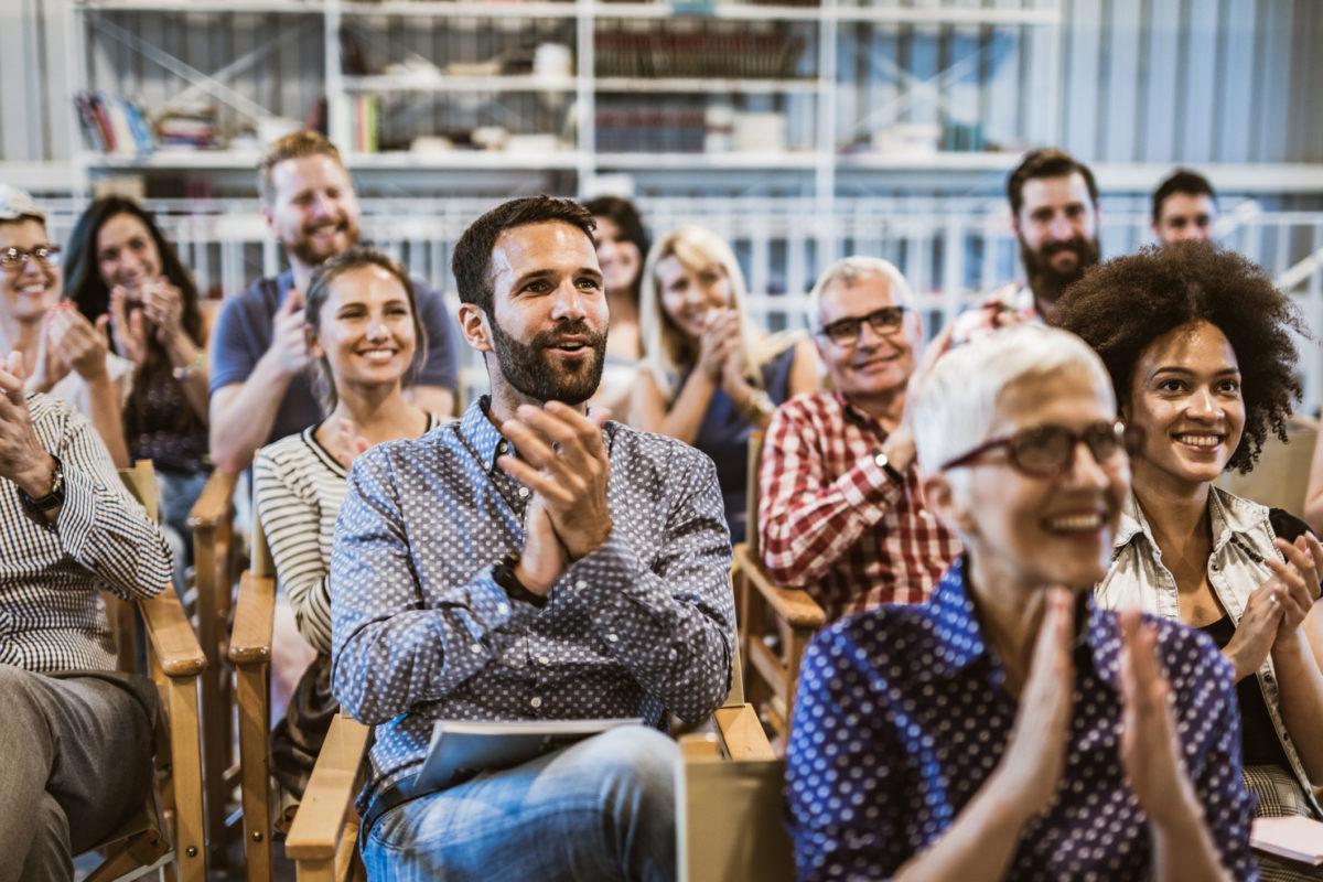 Los emprendedores tienen una cita en Innovamp 2020