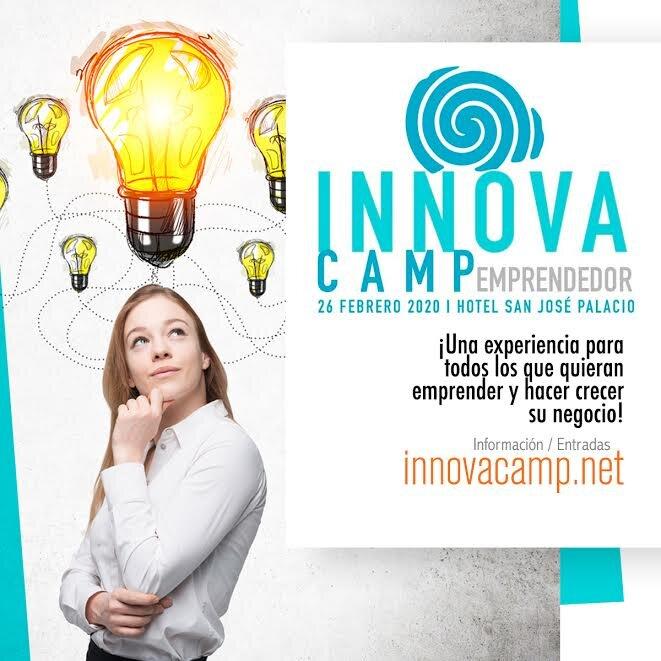 ¿Es emprendedor, o necesita hacer crecer su negocio? Innovacamp le interesa