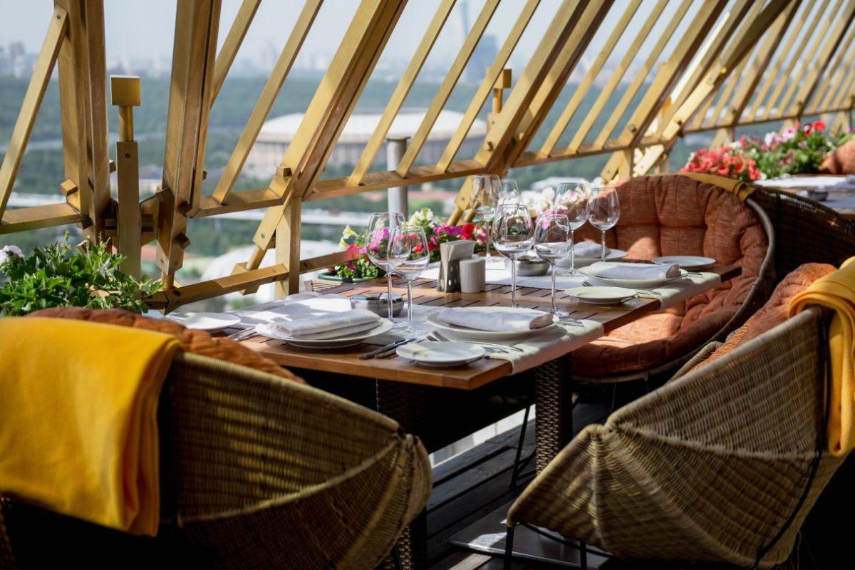 Los restaurantes ecológicos: Una nueva forma de comer