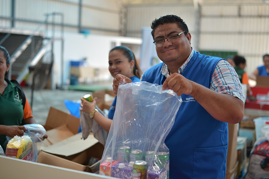 Walmart supera los $1,7 millones en aportes en los países de la región