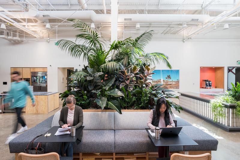 Transformación de espacios de trabajo en una era COVID-19