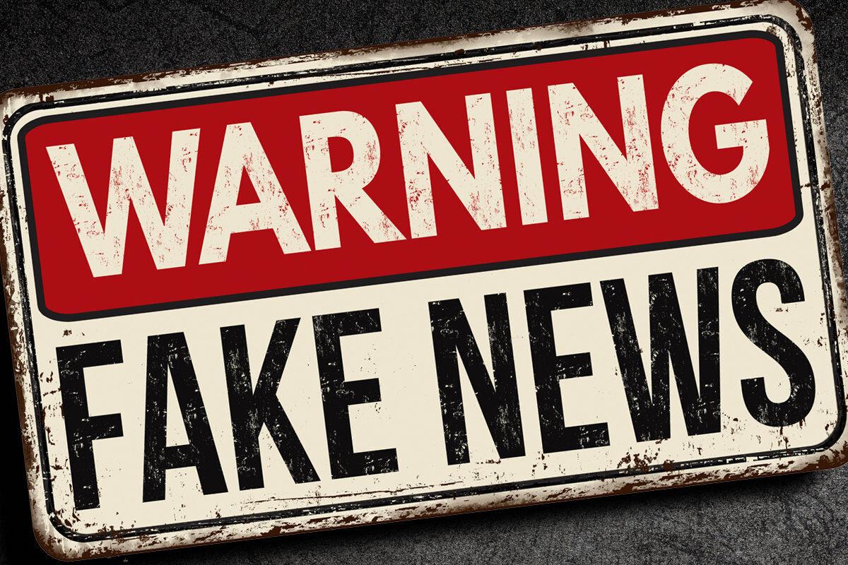 ¿Cómo identificar cuándo una información es falsa?