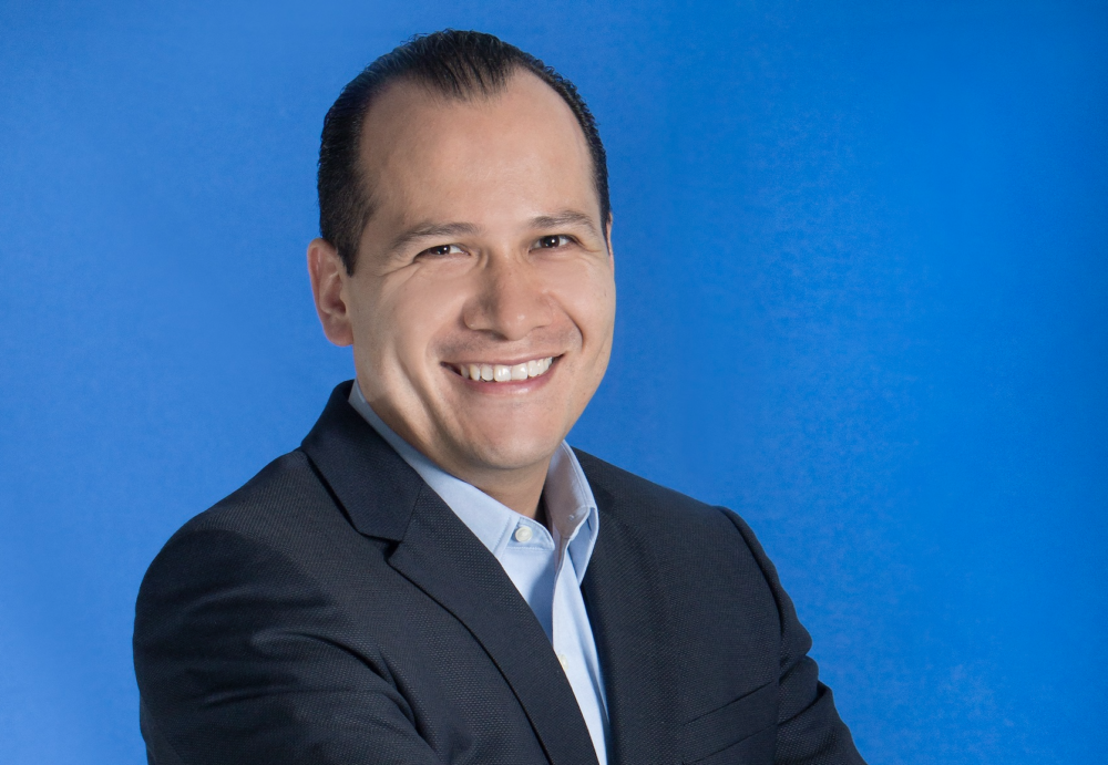 Héctor Cobo, Director Regional para SAS México, Caribe y Centroamérica.