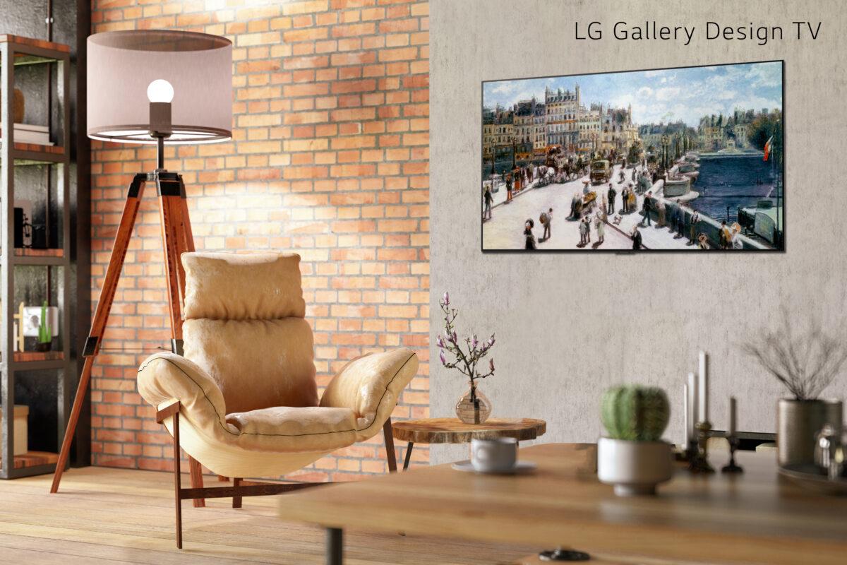 Cómo son los televisores OLEDde LG Electronics