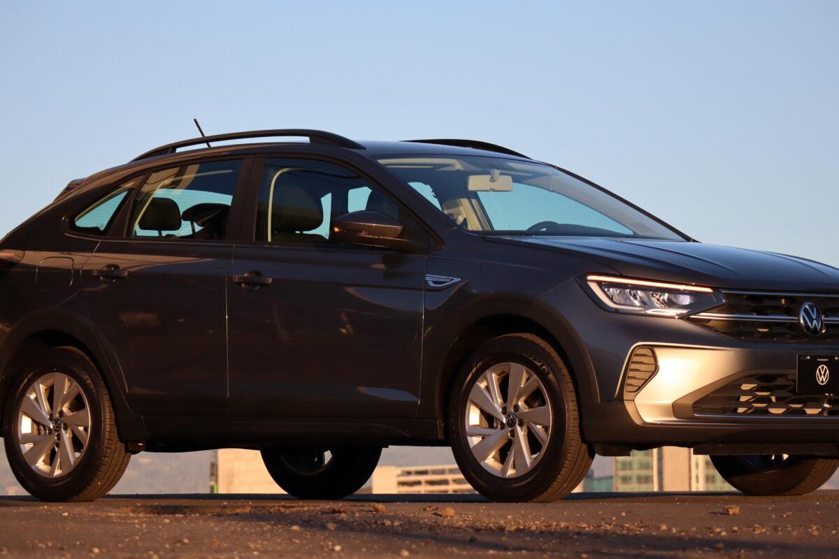 El nuevo Volkswagen SUV Coupé Nivus 2021