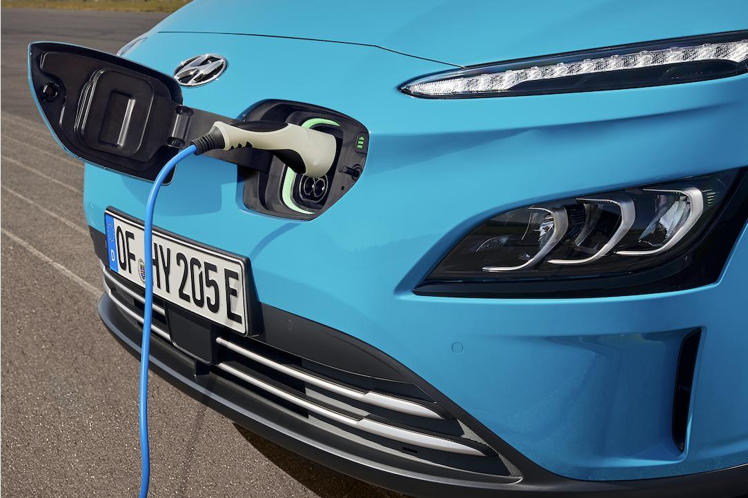 KONA El nuevo carro eléctrico de Hyundai