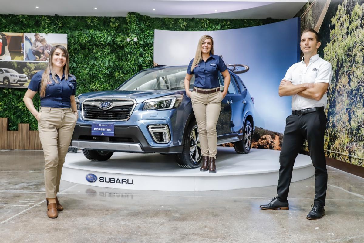 Grupo Purdy anuncia representación de Subaru en Costa Rica