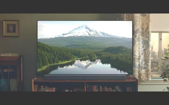 Televisores con menos plástico
