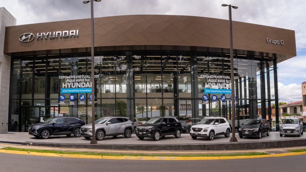 Hyundai participará en la Expomóvil con atractiva oferta financiera