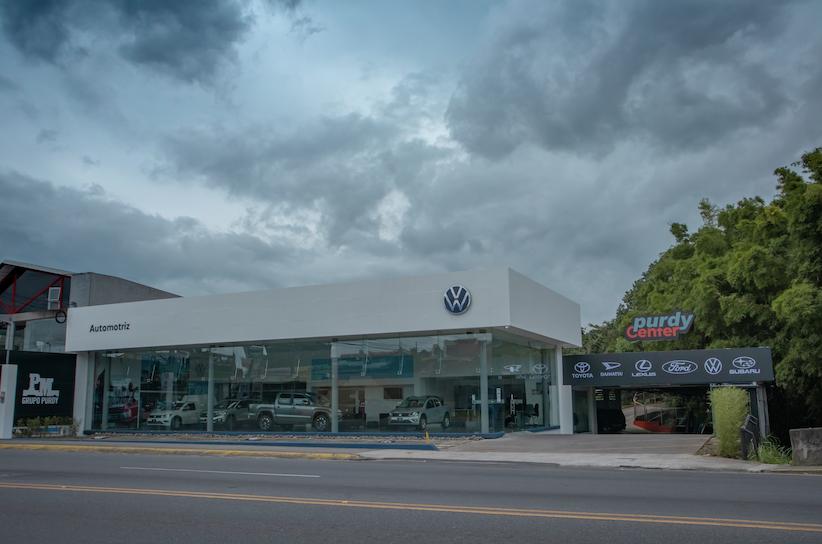 Ford y Volkswagen abren nueva sucursal en Costa Rica
