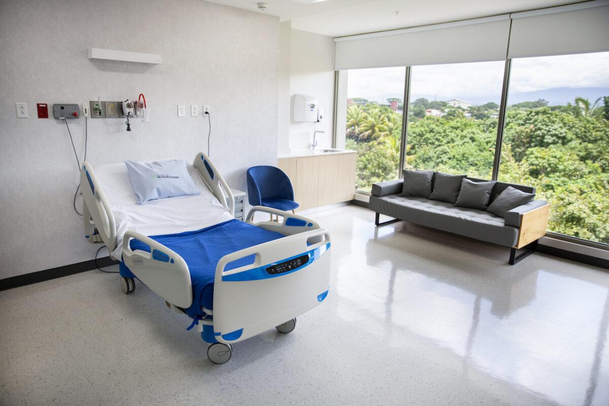 Hospital Metropolitano invierte en moderna Unidad de Cuidados Intensivos