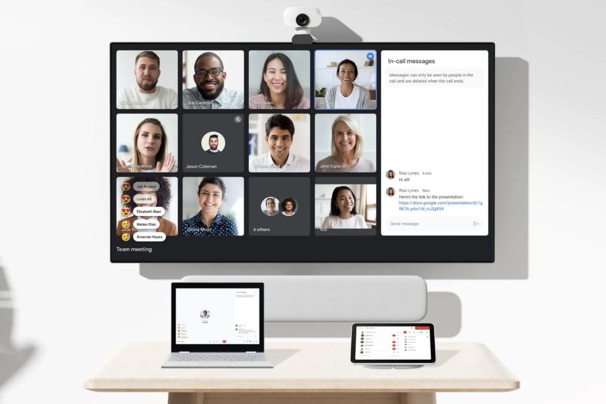 Google Workspace lanza nuevas funciones para mantenerse conectado